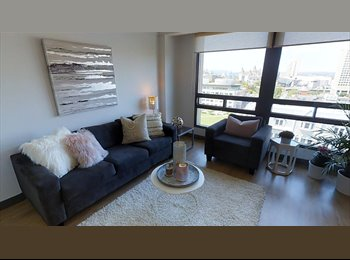 EasyRoommate CA - Gorgeous 1 Bedroom with Stellar Downtown Views/ All Inclusive/ CentreTown, Ottawa - $1,950 pcm