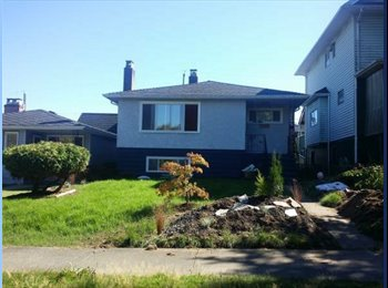 EasyRoommate CA - 29th station close to Downtown , Burnaby - $500 pcm