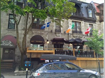 EasyRoommate CA - Basic room next to Concordia, Montréal - $500 pcm