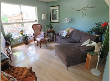 EasyRoommate CA - Bright room in the River Valley minutes from Downtown, Edmonton - $600 pcm