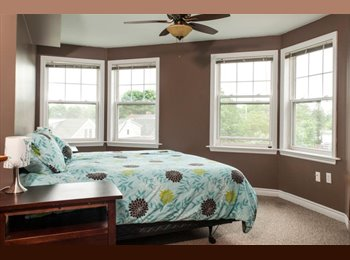 EasyRoommate CA - Two-Story, Two Bedroom Unit Right on Dal Campus, Halifax - $820 pcm