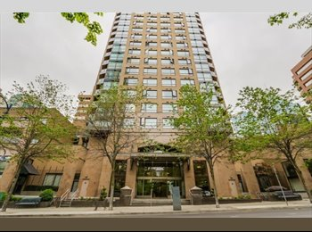EasyRoommate CA - Sub-Penthouse Master Bedroom in the Downtown West-End, May 1/ 15- August 15, Vancouver - $2,000 pcm