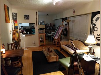 EasyRoommate CA - Large 2 bedroom looking to share, Vancouver - $975 pcm