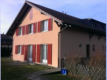 EasyWG CH - Belle chambre à Cugy VD, Lausanne - 850 CHF / Mois