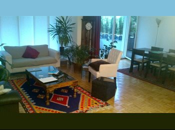 EasyWG CH - Furnished room in a big and luminous apartment, Morges - 1020 CHF / Mois