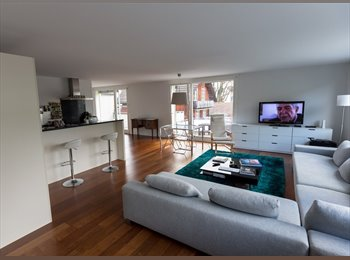 EasyWG CH - Flatshare in a modern 110 m2 large apartment, Zug - 1400 CHF / Mois