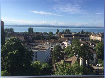 EasyWG CH - Chambre à Neuchâtel, calme, près de la gare, université, centre-ville, Neuchâtel - 600 CHF / Mois