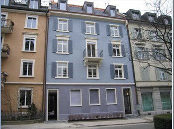 EasyWG CH - Charmante Wohnung im ruhigen Seefeld, Zürich - 1400 CHF / Mois