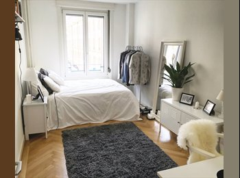 EasyWG CH - Jolie chambre dans appartement confortable – Beautiful room in cosy apartment, Genève - 650 CHF / Mois