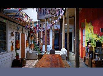CompartoDepto CL - Pieza Valparaiso, Valparaíso - CH$ 115.000 por mes