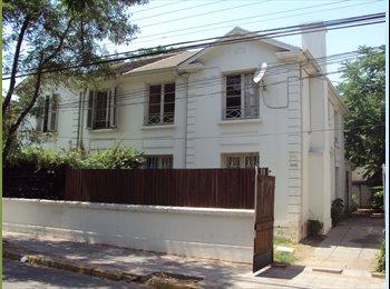 CompartoDepto CL - -2 habitaciones- La mejor Casa Compartida de Santiago/ -2 rooms- The Best shared House of Santiago, Providencia - CH$ 270.000 por mes