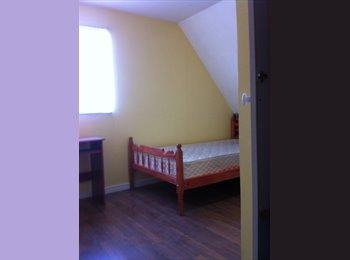 CompartoDepto CL - Excelentes Habitaciones Centrales, Baño Privado. Muy Cerca de: Hospital, UBB, UdeC, Centro de Chillá, Chillán - CH$ 110.000 por mes