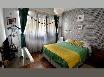 CompartoDepto CL - Arriendo dormitorio, Santiago Centro - CH$ 210.000 por mes
