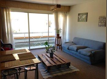 CompartoDepto CL - Habitacion disponible en dpto a dos cuadras de Udec, Concepción - CH$ 160.000 por mes