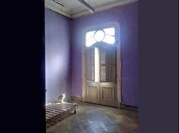 CompartoDepto CL - Arriendo Habitaciones en el centro de Valparaíso frente al parque Italia., Valparaíso - CH$ 130.000 por mes