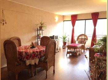CompartoDepto CL - 4 Oriente con 10 Norte.  1 habitación disponible., Viña del Mar - CH$ 220.000 por mes