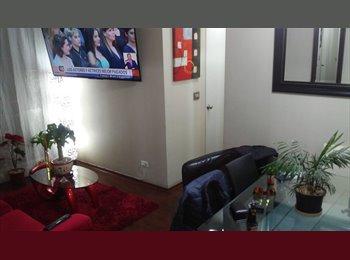 CompartoDepto CL - Arriendo Hermosa Habitacion en Excelente Ubicacion, Estacion Central - CH$ 170.000 por mes