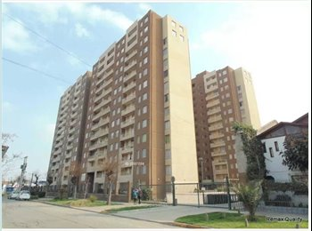 CompartoDepto CL - Habitación para dama en Estación Central, Estacion Central - CH$ 150.000 por mes