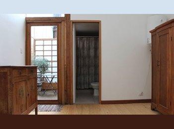CompartoDepto CL - Amplia y luminosa pieza en Bellavista, Providencia - CH$ 350.000 por mes