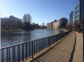 EasyWG DE - gesucht 1 Mitbewohner CITY /Wasser, Berlin - 426 € pm