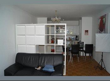 EasyWG DE - Teilmöbl. WG-Zimmer 20 qm in zentraler Lage (Mietdauer variabel), Hamburg - 500 € pm