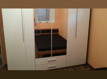 EasyWG DE - Teils möbliertes Zimmer, Stuttgart - 370 € pm