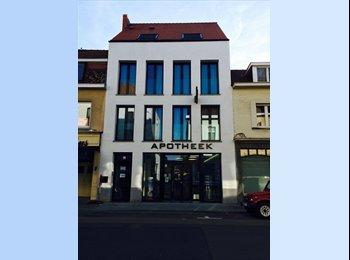 EasyKot EK - Ruim kot in klassevolle nieuwbouw met zeven koten., Kortrijk-Courtrai - € 360 p.m.