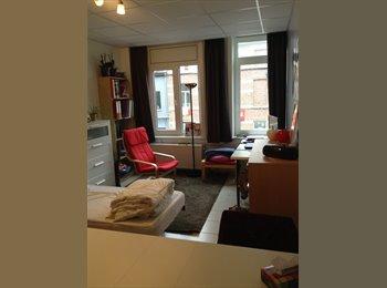EasyKot EK - Ruime studentenstudio 27m², Kortrijk-Courtrai - € 365 p.m.