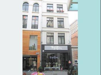 EasyKot EK - studio (ca. 60m²) met eigen badk en slaapkamer, Antwerpen-Anvers - € 590 p.m.