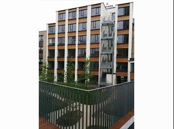 EasyKot EK - Splinternieuwe residentie in hartje Brussel, Brussel-Bruxelles - € 430 p.m.