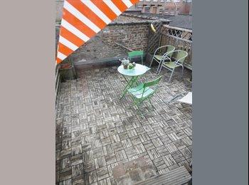 EasyKot EK - ideale studio met groot terras, Gent-Gand - € 445 p.m.