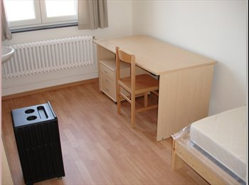 EasyKot EK - Rustige en groene residentie met kamers en studio's, Leuven-Louvain - € 470 p.m.