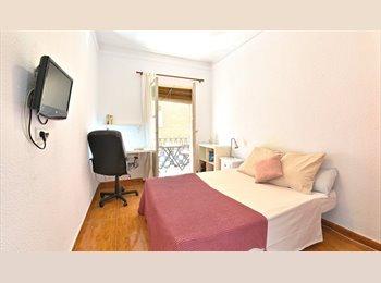 EasyPiso ES - BEDSANDFLATS The Vintage Apartment! HAB CON BAÑO PRIVADO A ESTRENAR! Disponible 9/01/2017, Alicante - 230 € por mes