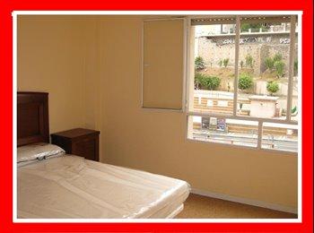 EasyPiso ES - Double BED, ALL IN, student atmosphere., Las Palmas de Gran Canaria - 300 € por mes