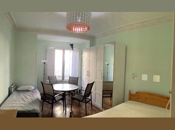 EasyPiso ES - Habitación ARGUELLES individuales o Doble,Exterior., Chamberí - 650 € por mes