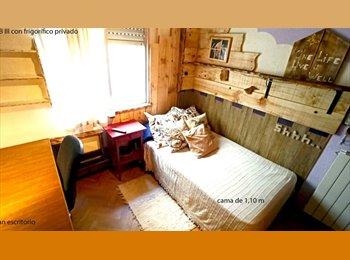 EasyPiso ES - Hab cama 1.10m, TV, dvd y frigorífio privados, Fuencarral - 336 € por mes