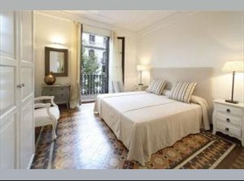 EasyPiso ES - Deluxe room available in the center of Barcelona, Eixample - 750 € por mes