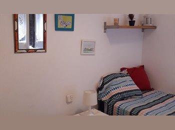 EasyPiso ES - habitación en eixample (Mallorca con Urgell), Eixample - 360 € por mes