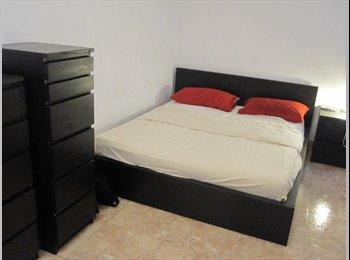 EasyPiso ES - habitación en rambla catalunya con terraza, Eixample - 600 € por mes