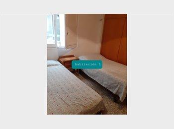 EasyPiso ES - Piso agradable y muy acogedor con mucha luz, Sants-Montjuïc - 480 € por mes