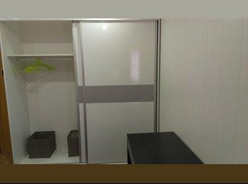 EasyPiso ES - Habitación a estrenar, con baño propio., Gijon - 250 € por mes
