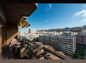 EasyPiso ES - piso 100m2 por muelle deportivo, Las Palmas de Gran Canaria - 325 € por mes