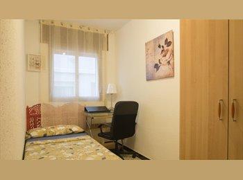 EasyPiso ES - Private Double Bedroom Close to Plaza Espanya, Sants-Montjuïc - 425 € por mes