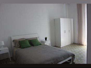 EasyPiso ES - Amazing exterior room in Eixample!, Eixample - 565 € por mes