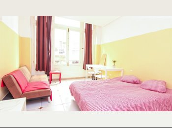 EasyPiso ES - Habitación a dos minutos de la Plaza del Ayuntamiento, Valencia - 250 € por mes