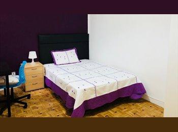 EasyPiso ES - OPORTUNIDAD: Excelentes habitaciones en MONCLOA-MADRID, Moncloa - 450 € por mes