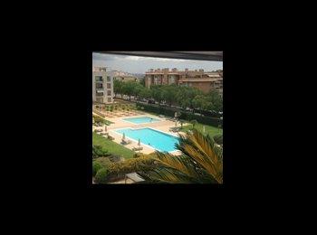 EasyPiso ES - Atico muy bonito con vista y piscina, Palma de Mallorca - 600 € por mes
