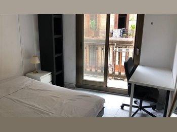 EasyPiso ES - Se alquila habitación con colchón doble viscoelastico nuevo, Ciutat Vella - 400 € por mes