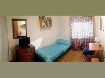 EasyPiso ES - Habitación individual con baño privado y terraza., Puente De Vallecas - 300 € por mes