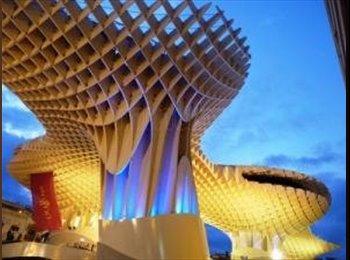 EasyPiso ES - Estupenda habitación CENTRO -Santa Cruz, Sevilla - 260 € por mes